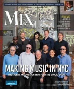 Mix Magazine October 2017