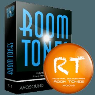 Avosound Room Tones Sound Library Bundle