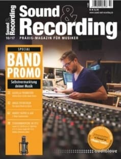 Sound & Recording Oktober 2017