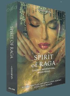 Zero-G Spirit Of Raga