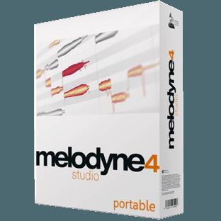 Celemony Melodyne 4 Studio Portable