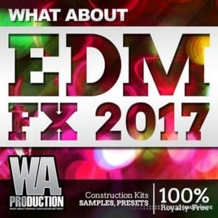 WA Production What About EDM FX 2017