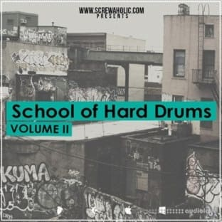 Screwaholic School Of Hard Drums Vol.2