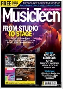 MusicTech November 2017