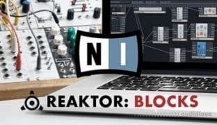 Sonic Academy How To Use NI Reaktor 6 Blocks with Rory Webb