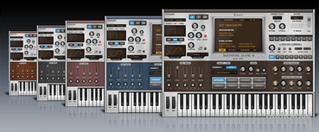 Army of Ninjas Dune 2.5 Presets and Skins Pack