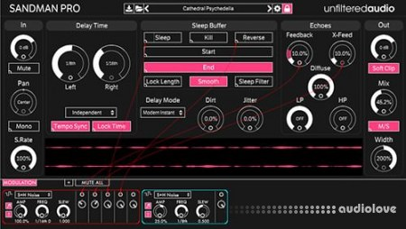 Unfiltered Audio Sandman Pro v1.1.1 CE WiN