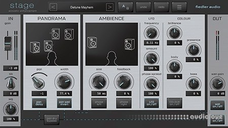 Fiedler Audio Stage v1.0.2 WiN