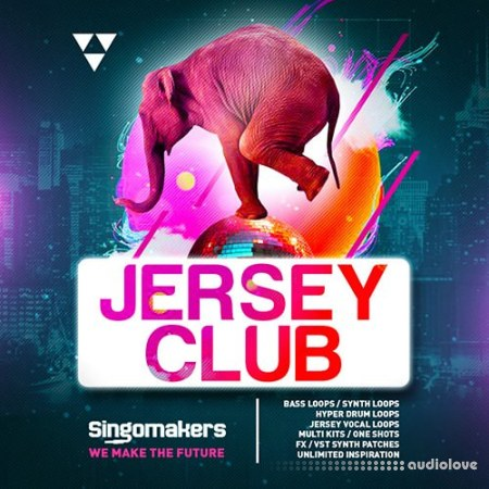 Singomakers Jersey Club Sessions