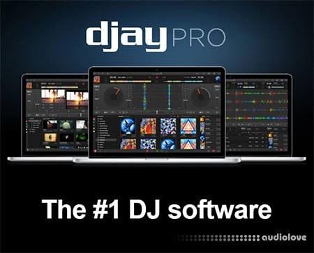 Algoriddim djay Pro 2 v2.0.8 + Complete FX Pack MacOSX