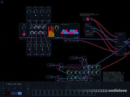 Subatomic Software Audulus 3 v3.5.1 MacOSX