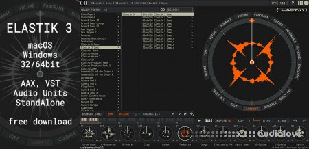 Ueberschall Elastik 3 v3.0.0.20136 WiN MacOSX