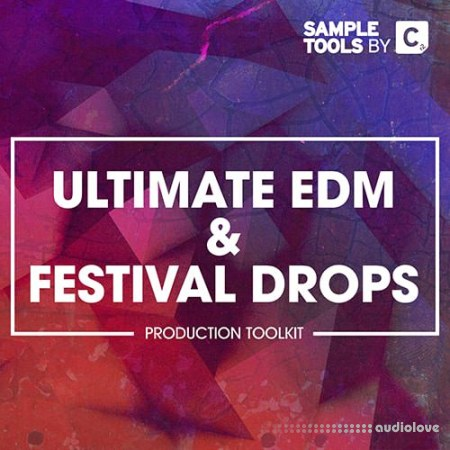 Sample Tools by Cr2 Ultimate EDM and Festival Drops