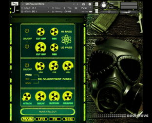 J-Music Nuke Fallout