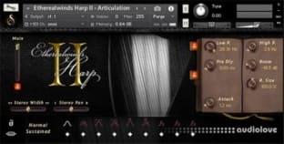 Versilian Studios Etherealwinds Harp II