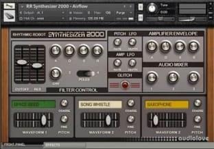 Rhythmic Robot Synthesizer 2000