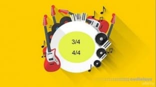 Udemy How to Figure out Rhythm of Songs 3/4 or 4/4?