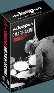 The Loop Loft Omar Hakim Drums