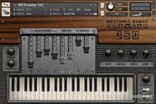 Rhythmic Robot Drawbar 350