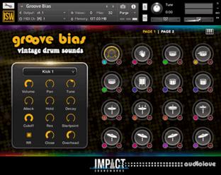 Impact Soundworks Groove Bias