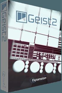 FXpansion Geist 2 Factory Content