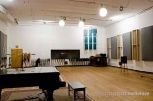 Kaufman Astoria Music's Live Room A for Altiverb