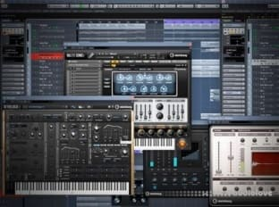 Groove3 First Song with Cubase