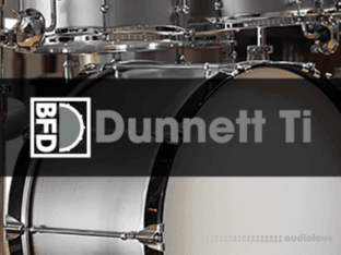 FXpansion BFD Dunnett Ti