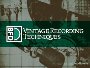 FXpansion BFD Vintage Recording Techniques
