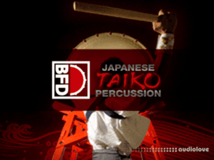 FXPansion BFD Japanese Taiko Percussion + Sonicas GROOVES