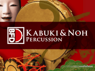 FXpansion Kabuki and Noh Percussion
