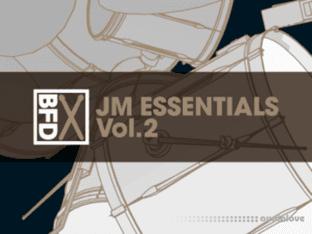 FXpansion BFD JM Essentials Vol.2 Grooves