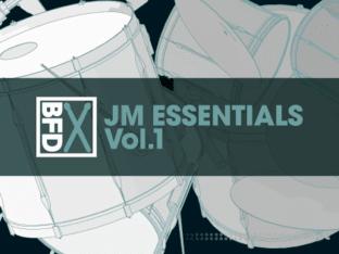 FXpansion BFD JM Essentials Vol.1 Grooves