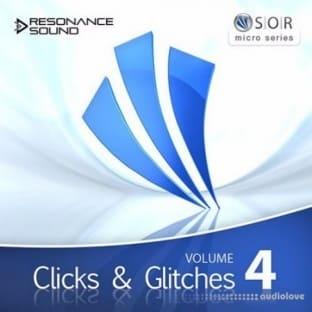 Resonance Sound SOR Clicks and Glitches Vol.4