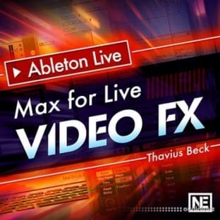 Ask Video Ableton Live FastTrack 402 Max For Live Video FX