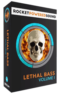 Rocket Powered Sound Lethal Bass Vol.1