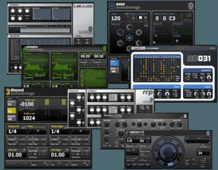 Audio Damage Plugins Bundle