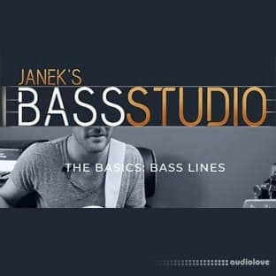 Janek Gwizdalas Bass Studio THE BASICS BASS LINES