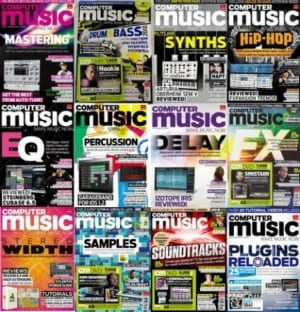 Computer Music Magazine 2012 Full Year Collection