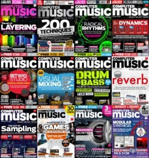 Computer Music Magazine 2014 Full Year Collection