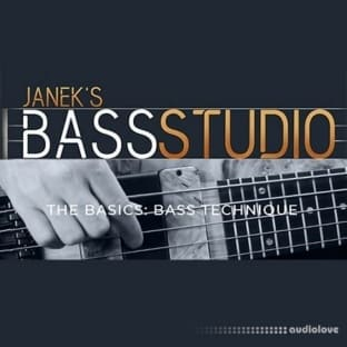 Janek Gwizdala's Bass Studio THE BASICS BASS TECHNIQUE