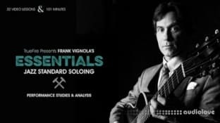 Truefire Frank Vignolas Essentials Jazz Standard Soloing
