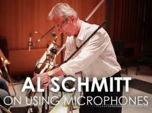 METAlliance Academy Al Schmitt on Using Microphones