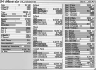 Soundemote Spiral Generator 2