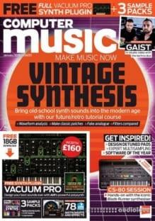Computer Music January 2018