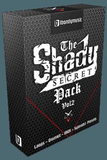 LBandyMusic The Shady Secret Pack Vol.2