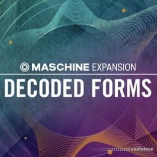Native Instruments Decoded Forms Maschine Expansion