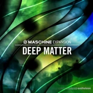 Native Instruments Deep Matter Maschine Expansion