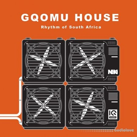 IQ Samples GQOMU House Rhythm of South Africa
