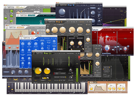 FabFilter Total Bundle Plugins